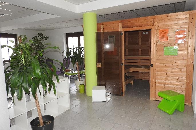 amena Frauen finessstudio in Plauen sauna